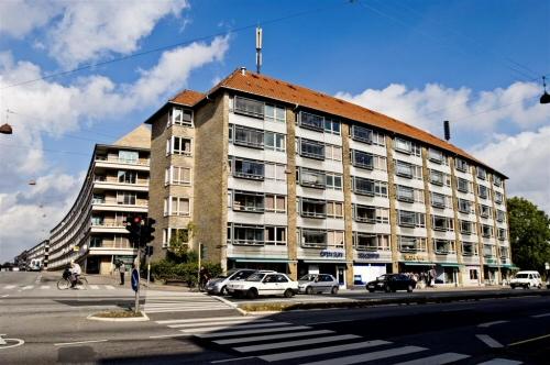 Billede af Bispeparken (hjørnet af Tuborgvej og Frederiksborgvej)