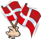 Dannebrog - dansk flag
